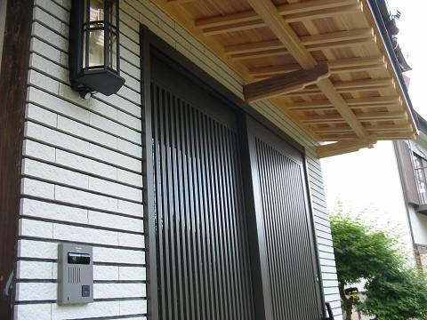 玄関照明・インターホン