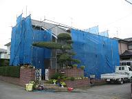 K様邸、15年前にハラ建築で施工しました